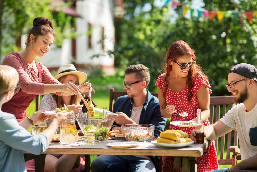God sommarsmaker till maten i sommar