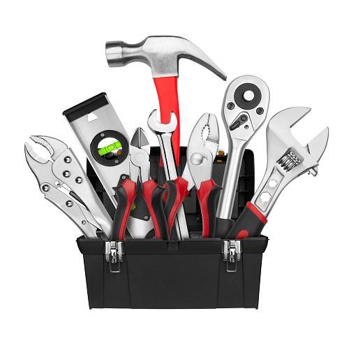 verktyg underhållstekniker